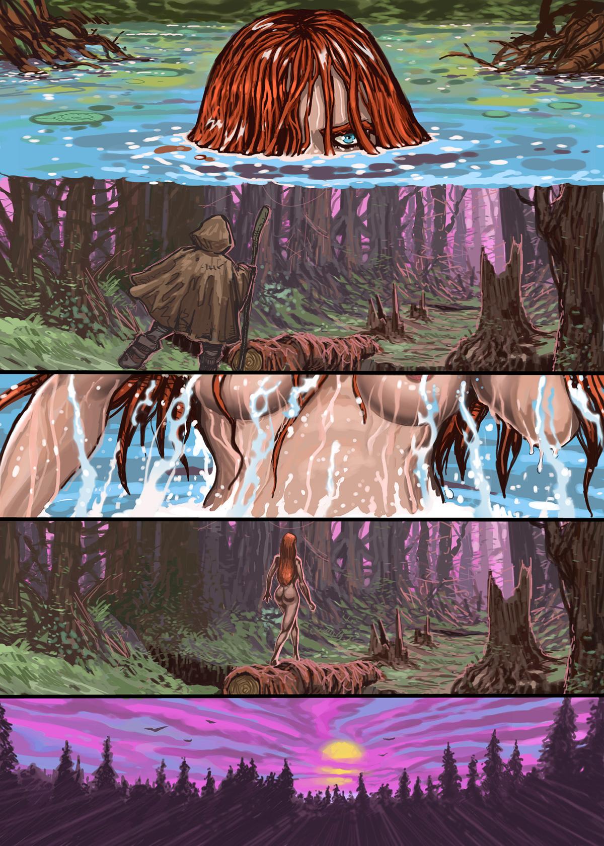 02- Caballeros del Temple - El Comic