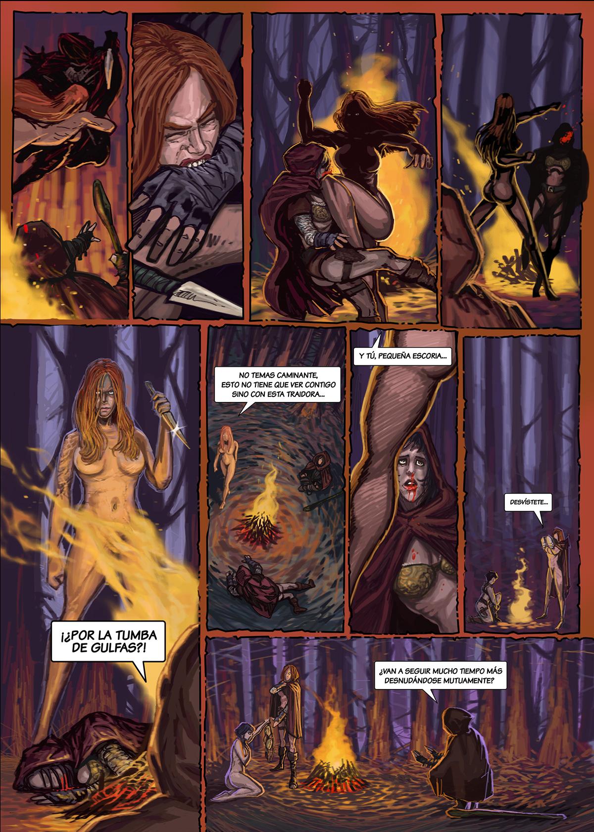 04- Caballeros del Temple - El Comic