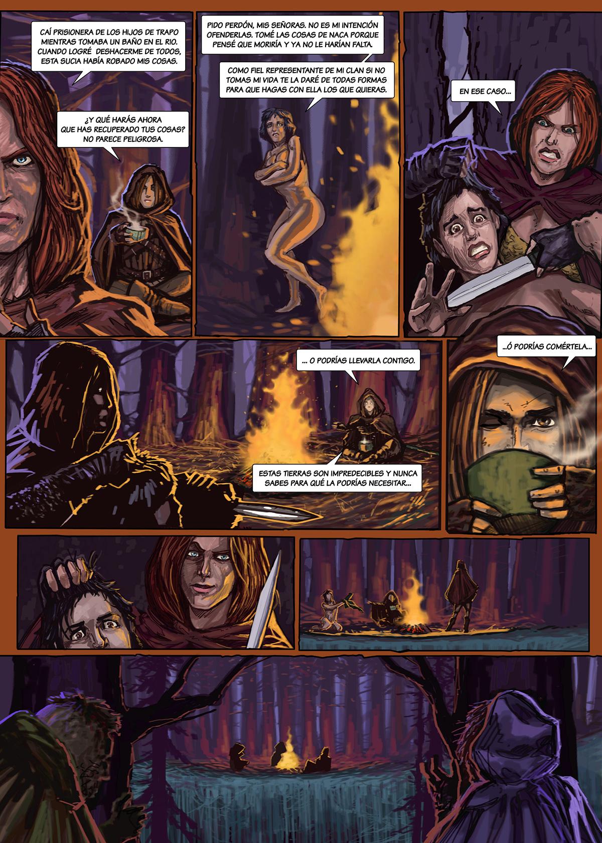 05- Caballeros del Temple - El Comic