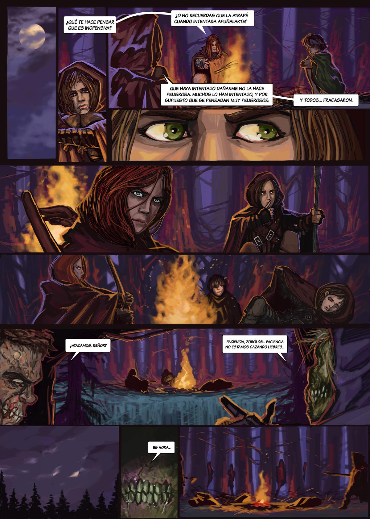 06- Caballeros del Temple - El Comic