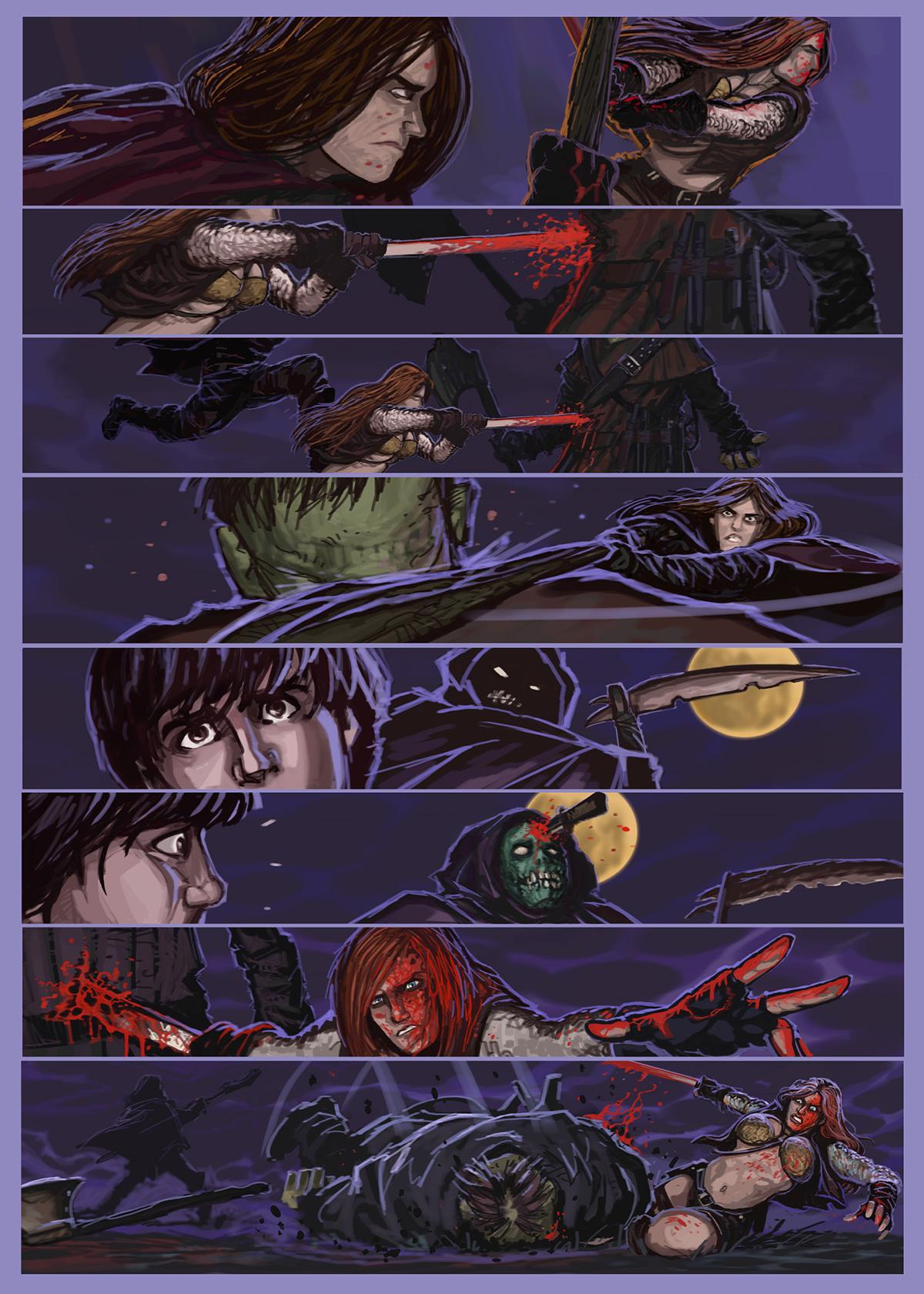 10- Caballeros del Temple - El Comic